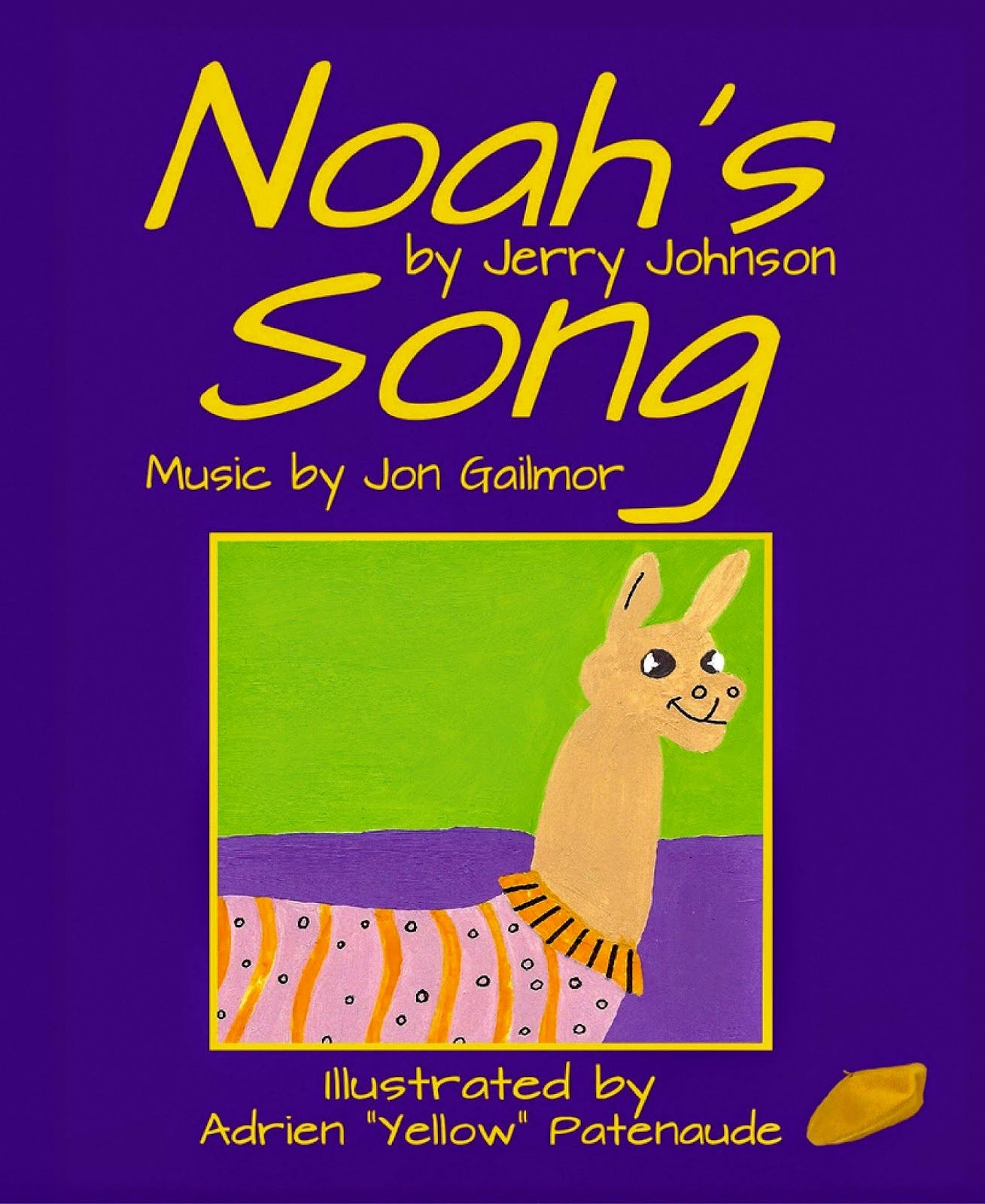 Noah's Song (includes free CD)